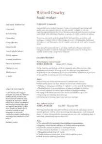 working resume template social work cv template social worker cv youth worker cv