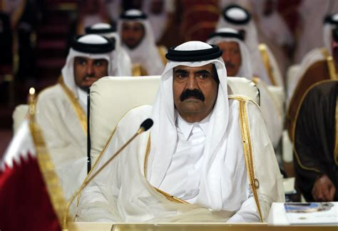 the doha experiment arab kingdom catholic college books qatar s emir sheikh hamad bin khalifa al thani transfers