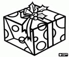 christmas gifts christmas presents coloring pages printable games 2