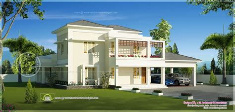 modern double story house plans beautiful double storey modern villa exterior indian house plans home plans blueprints 45368