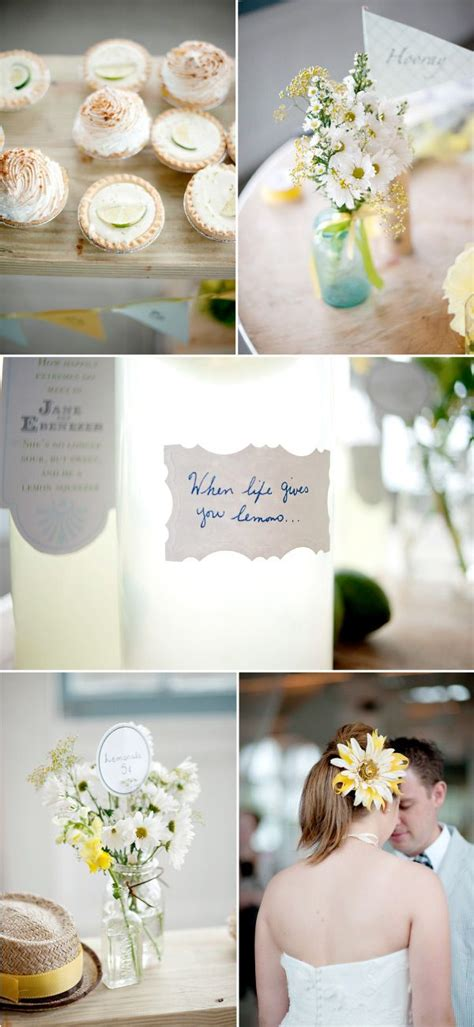 93 best lemon lime wedding theme images on conch fritters petit fours and
