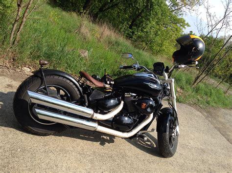 Motorrad Custom Batterie by Suzuki Intruder M800 Bobber Suzuki Intruder M50 Boulevard