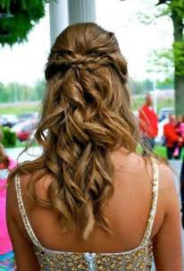 hair styles with ur in it 25 best bridesmaid hairstyles for long hair long