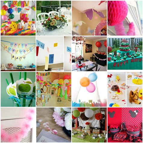 home theme ideas home decorating themes birthday party decoration ideas
