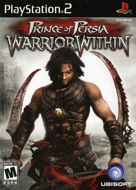 Warrior Ps2 Original prince of warrior within 2004 playstation 2 box cover mobygames