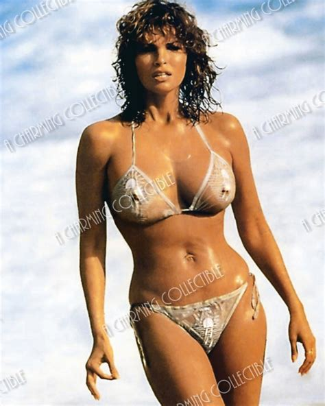 Home Decor Columbia Sc raquel welch photo 8x10 or 5x7 print sexy see through bikini