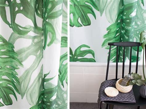 dschungel badezimmer indoor jungle im bad mit juniqe pretty