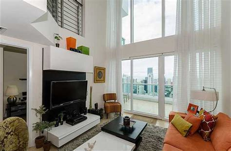 Apartments For Rent In Downtown Miami Cheap 7 Chic Miami Lofts For Sale Photos Huffpost