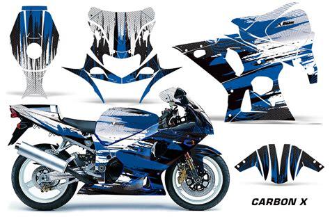 Suzuki Motorcycle Graphics 01 02 Suzuki Gsx R1000 Graphic Kit 45 Designs To