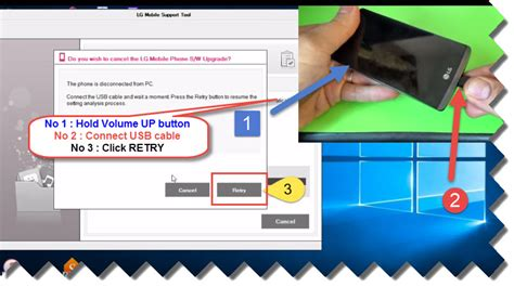 lg mobile support tool recover lg 4g lte h340n with lg mobile support tool