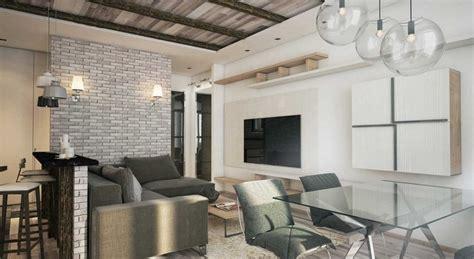 como decorar muros interiores decoraci 243 n interiores minimalistas con paredes de piedra