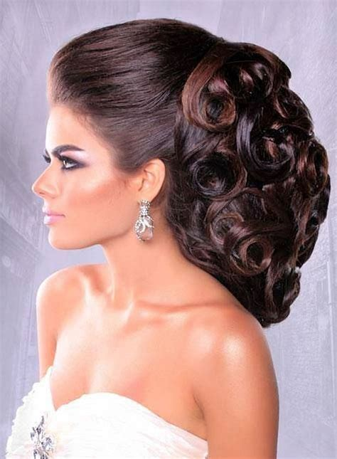 Wedding Hairstyles Arabic by 17 Best Images About Lovely Hairdos On Updo