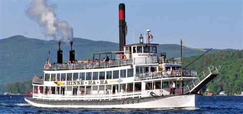 lake george boat cruises lake george steamboat company cruise minne ha ha mohican