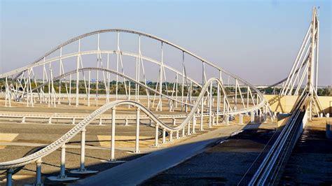 Fastest Roller Coaster In Ferrari World by Riding The World S Fastest Roller Coaster Tools Of Travel