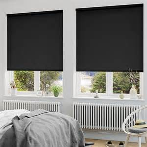Black Shades For Windows Ideas Best 20 Blackout Blinds Ideas On