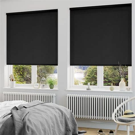bedroom blackout shades best 25 black blinds ideas on pinterest modern blinds