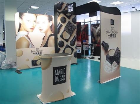 booth design price portable trade show booth mas 3x3 001 features hot sale