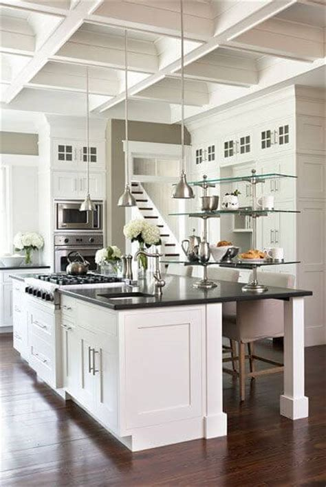 white kitchen cabinets with black granite 36 inspiring kitchens with white cabinets and granite