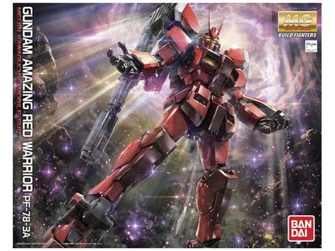 Tg255 Gundam Amazing Warrior Mg bandai gundam mg 1 00 amazing warrior model kit made