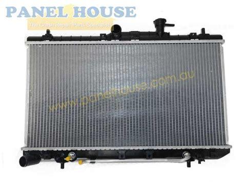 hyundai accent radiator hyundai accent sedan hatch 2000 2002 dohc sohc radiator brand new ebay