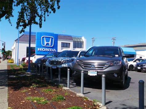 Honda Redwood City by Honda Redwood City Car Dealership In Redwood City Ca