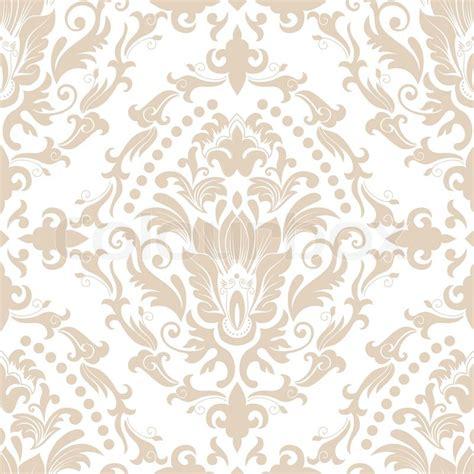 free vector pattern background texture vector damask seamless pattern element elegant luxury