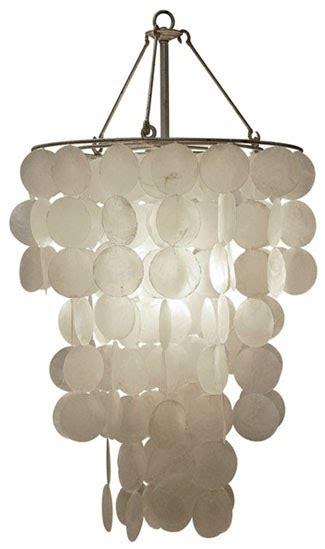 wax paper chandelier michart wax paper chandelier