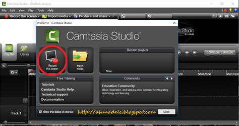 tutorial membuat video tutorial dengan camtasia cara membuat video tutorial dengan camtasia studio