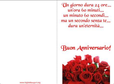 lettere per anniversario di fidanzamento biglietti anniversario biglietti buon anniversario con