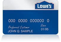 lowes business credit card application lowes credit card review a look at the pros and cons