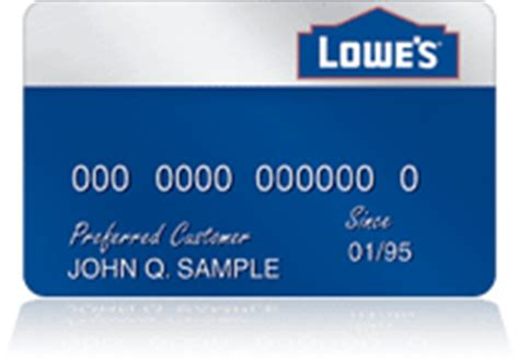 how the lowe s card saves you money banking sense