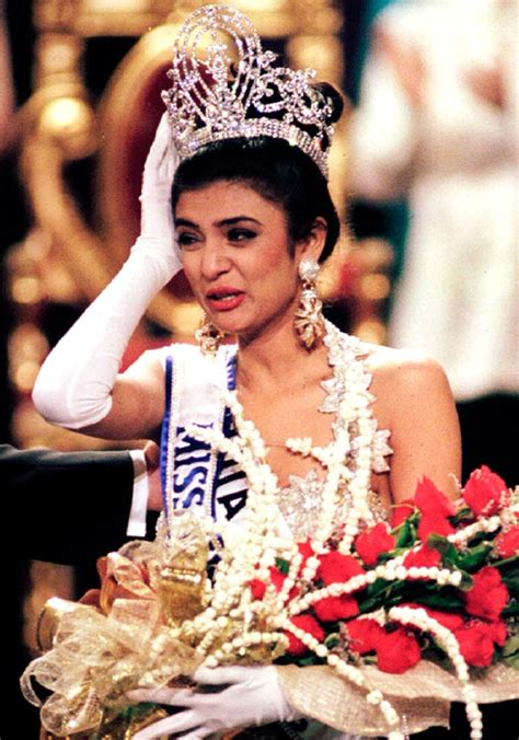 sushmita sen miss universe how sushmita sen beat aishwarya rai at miss india 1994