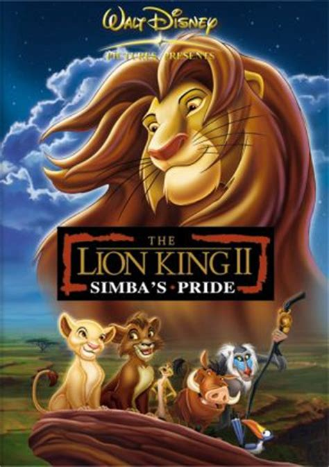 full film lion king 2 pictures petition to give the lion king 2 simba s pride