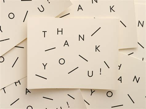 design photo thank you card vitae design projects design work life