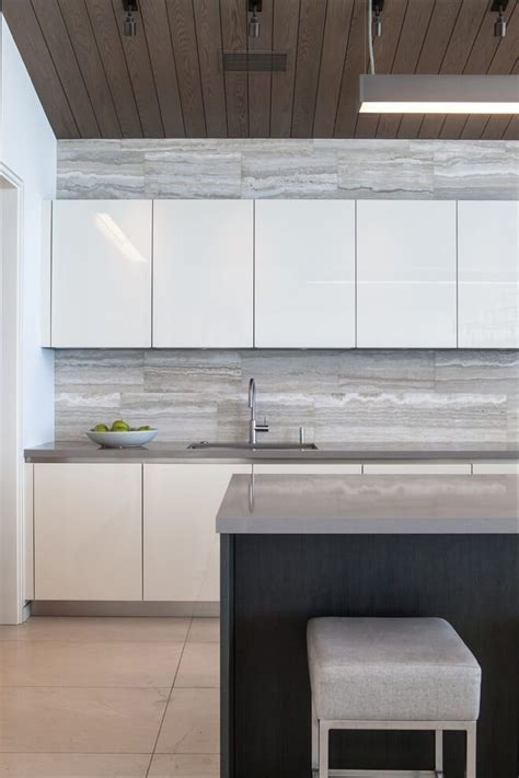 modern backsplash for kitchen best ideas about modern kitchen backsplash on modern