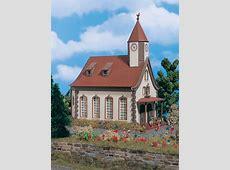 Vollmer 49560 - Village church Km1