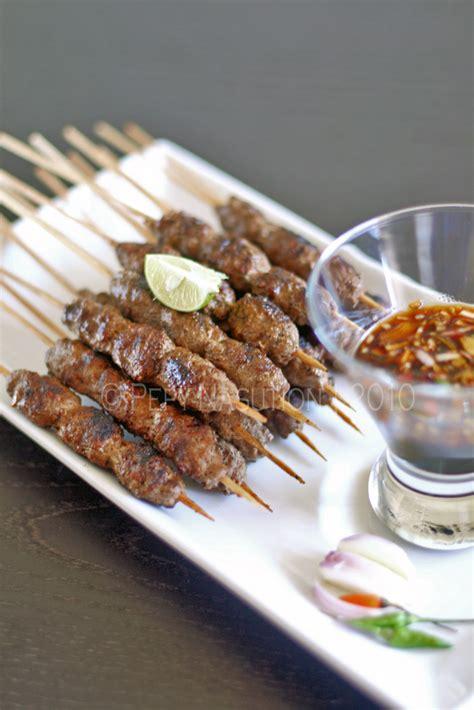 Pentul Korea sate pentul recipe minced beef sat 233 indonesia eats authentic
