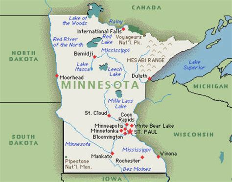 State Minnesota Search Presidential Election Us Play