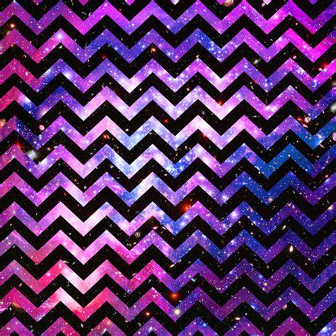 cute zig zag wallpaper girly chevron pattern cute pink teal nebula galaxy duvet