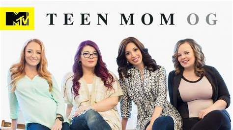 teen mom og premiere date trailer original girls return teen mom og season 6 release date season kicks off on