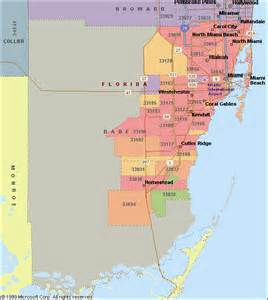 Miami Dade Map by Dade County Bing Images