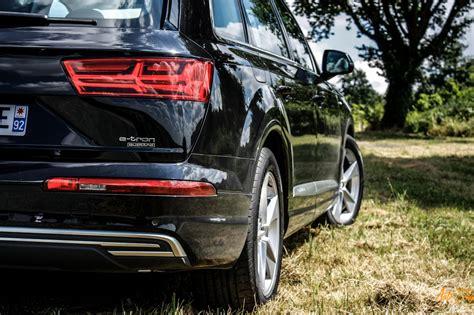 Audi Q7 Prise by Prise En Audi Q7 E Le Courant Est Il Pass 233