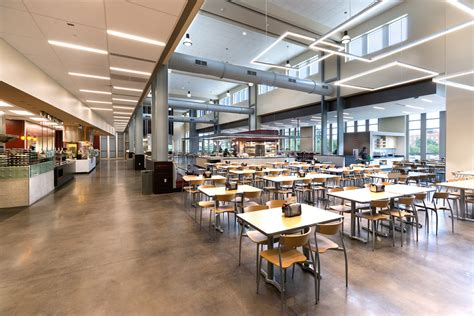 Sustainable Kitchen Design Fresh Food Company Dining Facility Mississippi State