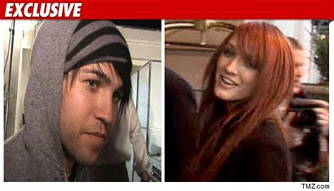Pete Wentz Explains Why He Punched A Fan by Ashlee Feels Bad For Pete Wentz Tmz
