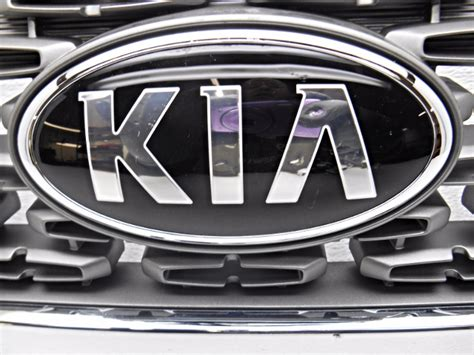 Aftermarket Kia Emblem Oem Kia Sorento Front Grille With Emblem Small Chrome