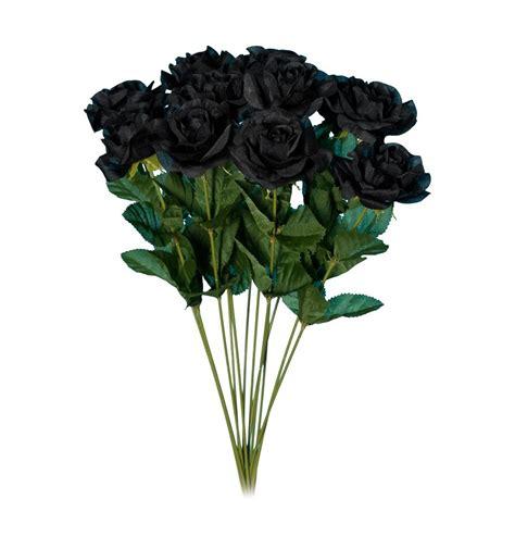 A Dozen Black Roses shop alchemy black roses bouquet 12