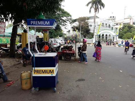 Tabung Pertamini 5 Liter harga bensin premium di pertamini rp 9 000 liter konsumen