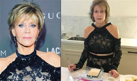 my husband and i bowth sleep in hair curlers jane fonda slept in her red carpet gown because the