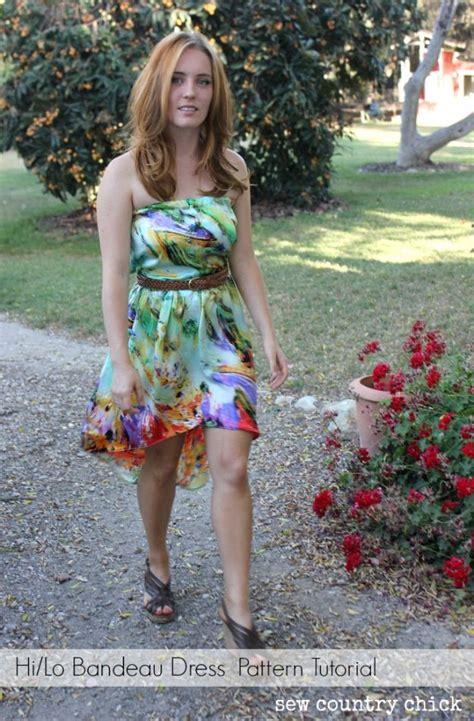 fantastic diy summer dress designs  sewing