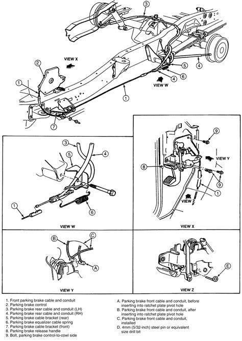 Encontrá manual: 1994 ford explorer brake line diagram